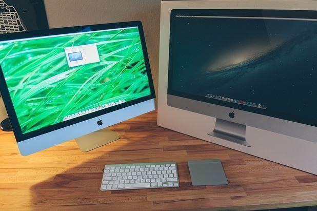 Apple iMac 27 zoll 3.4 GHz Quad-Core i7, 24 GB RAM, 2 GB GeForce GTX 680MX, 1 TB Fusion Dr