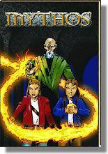 MYTHOS - Personalisierter COMIC