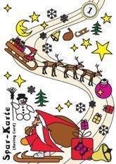 Spardosen-Grußkarte-Weihnachten