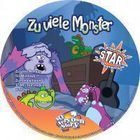 Zu viele Monster CD - MyVeryOwnStory