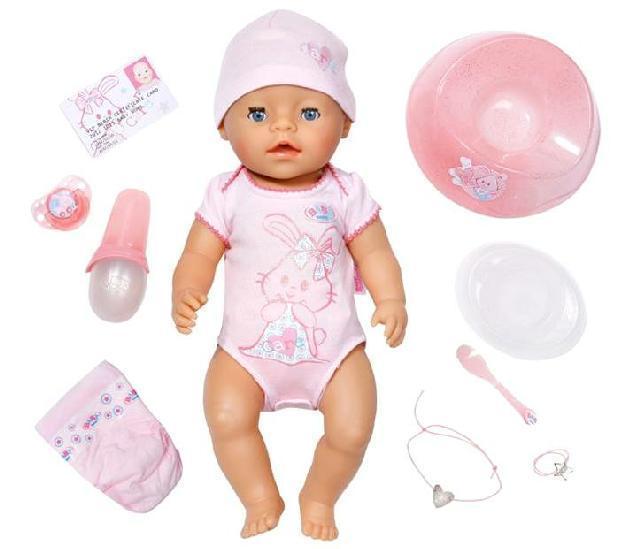 BABY born® Interactive Puppe