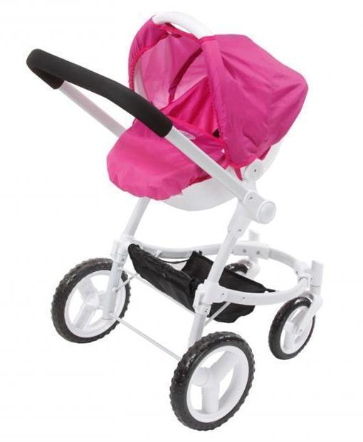 BABY born® Modischer Puppenwagen