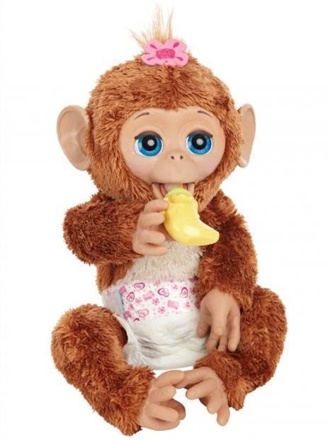 FurReal Friends Cuddles Mein Baby-Äffchen