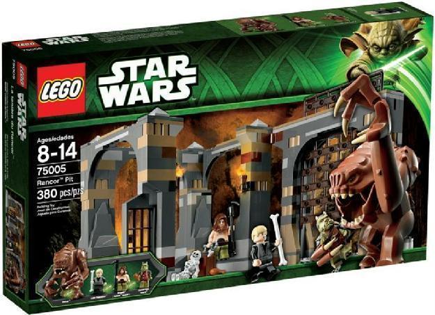 LEGO® Star Wars™ 75005 Rancor™ Pit