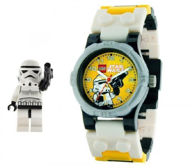 LEGO® Star Wars™ Kinderuhr Stormtrooper