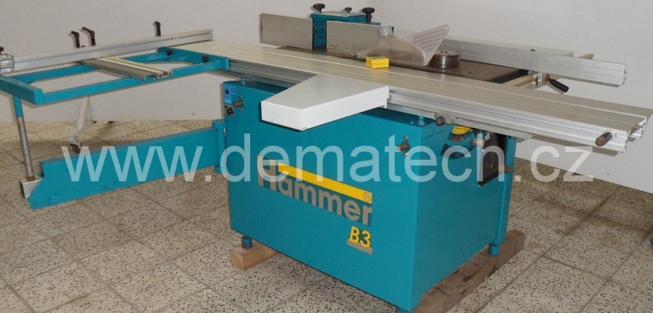 Kreissäge-Fräsmaschinee Hammer Trend B3