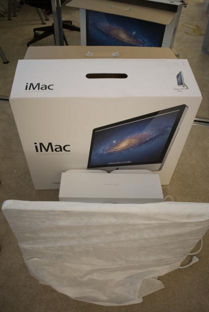 Apple iMac 27 Desktop-Schnellste neueste Modell (2011) i7 16GB RAM 256 SSD 1TB HD