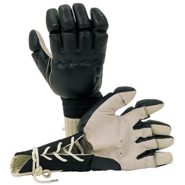 Bruce Lee JEET KUNE DO Handschuhe von Hayashi®, schwarz L