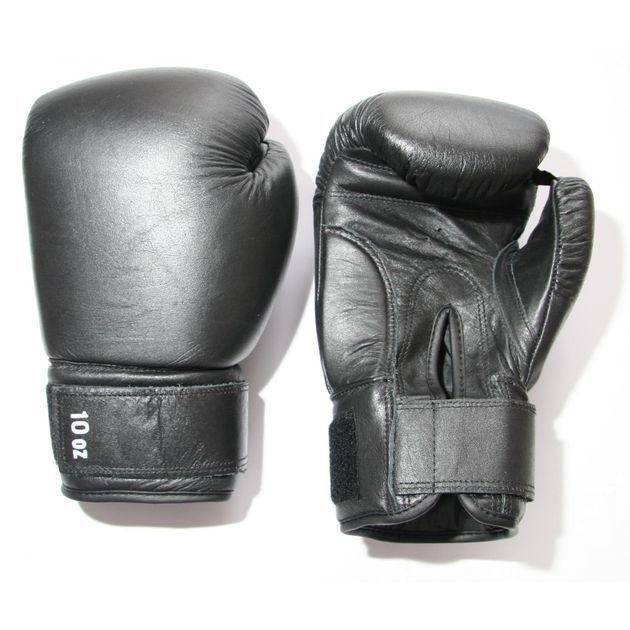Faustschützer / Boxhandschuhe, ASIA 10 Oz., Leder