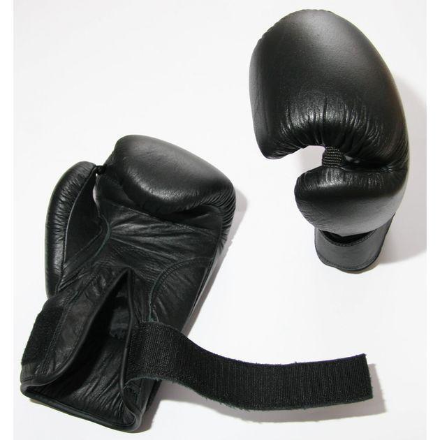Faustschützer / Boxhandschuhe, ASIA PRO 10 Oz., Leder