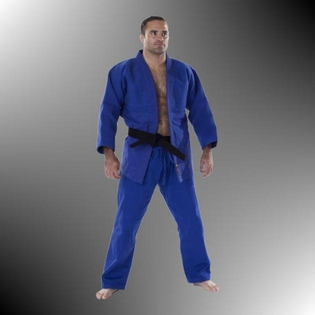Judo Anzug DAX MOSKITO PREMIUM von DAX-SPORTS® blau 160 cm schlank