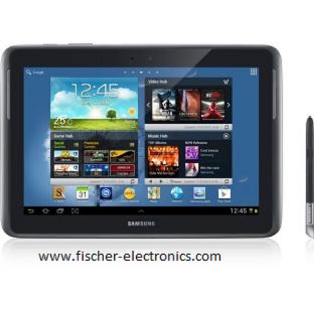 Samsung Galaxy Note 10.1 Tablet mit Wi-Fi und 3G