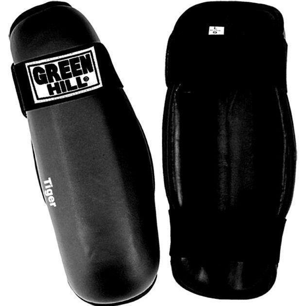 Schienbeinschützer TIGER von Green Hill®, schwarz