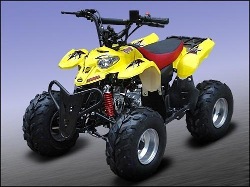 Kinderquad Quad ATV Sporty1RG 125ccm mit Fußbremse