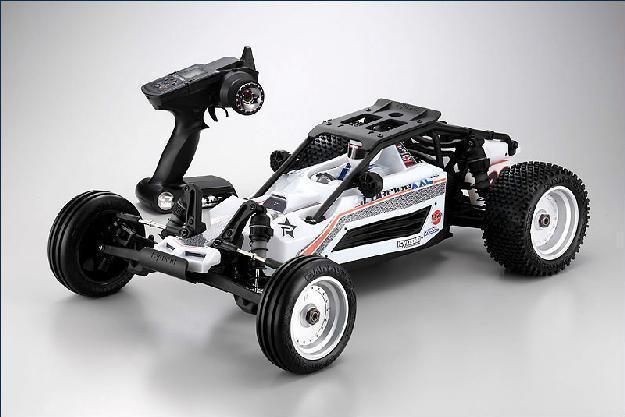 1:7 EP 2WD RTR Scorpion XXL VE weiss