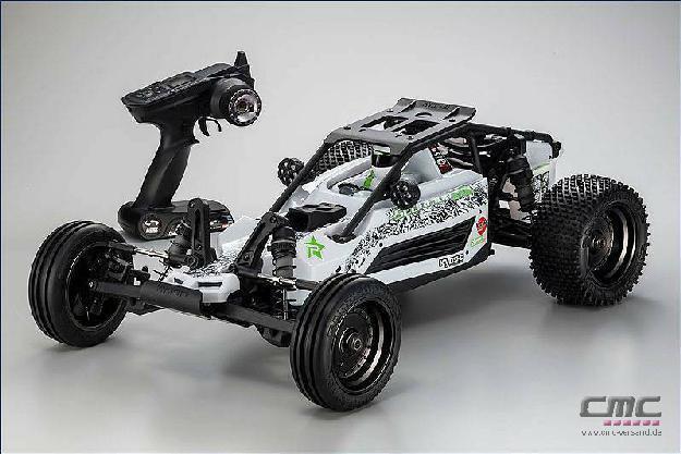 1:7 GP 2WD RTR Scorpion XXL, weiss