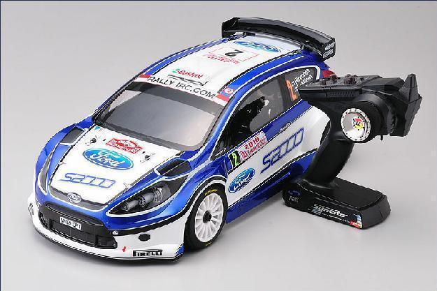1:9 DRX 2010 Ford Fiesta S2000 Syncr