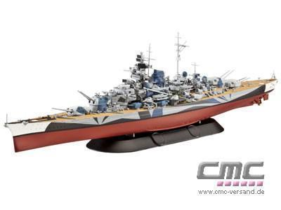 Battleship Tirpitz 05099 Maßstab: 1:700