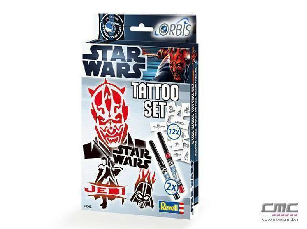 Star Wars Tattoo Set 30302
