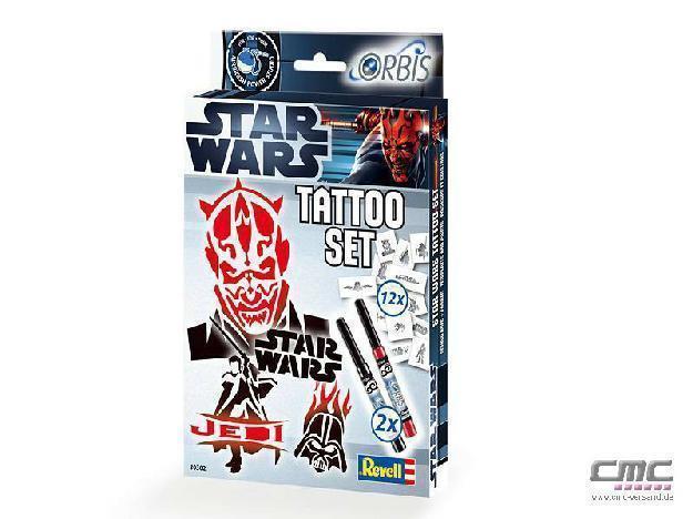 Star Wars Tattoo Set 30302