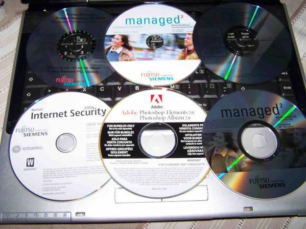 Amilo Sempron 3000+ W-LAN, DVD Brenner, WebCam, Boxen, S45i Handy