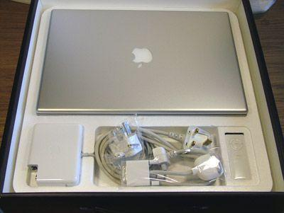 Apple MacBook Pro MB134LL/A 15.4