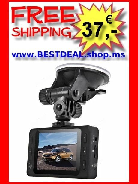 Auto Dash Cam Video HD1080p 3