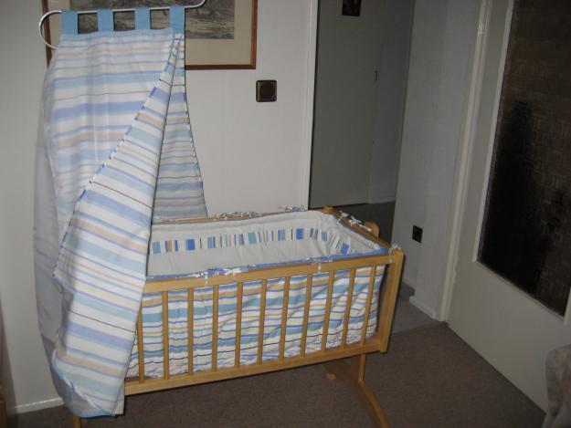 Baby-Wiege von Roba
