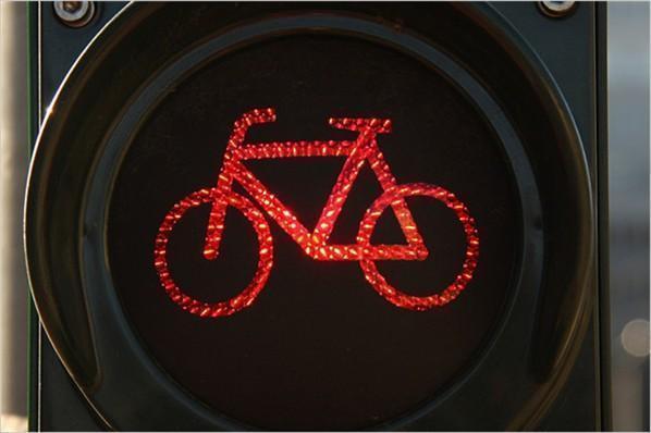 Beispiel: Verkaufe rotes gebrauchtes Fahrrad