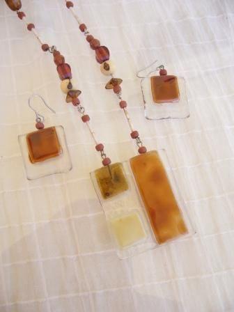 bijouterie de vitrofusion de Argentina