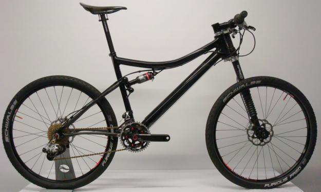 CANNONDALE SCALPEL ULTIMATE NUR 8250 GRAMM
