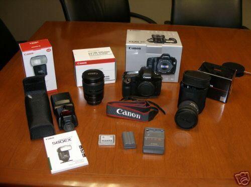 Canon EOS 5D 12.8 Megapixel Digital Camera