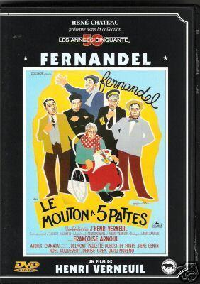 FERNANDEL -LOUIS DE FUNES