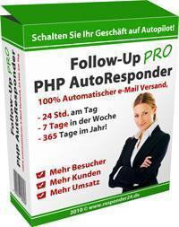 FollowUp PHP Autoresponder mit Newsletter-Funktion