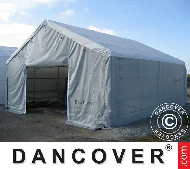 Lagerzelt Dancover 7x7x2,5x4,2 m Titanium