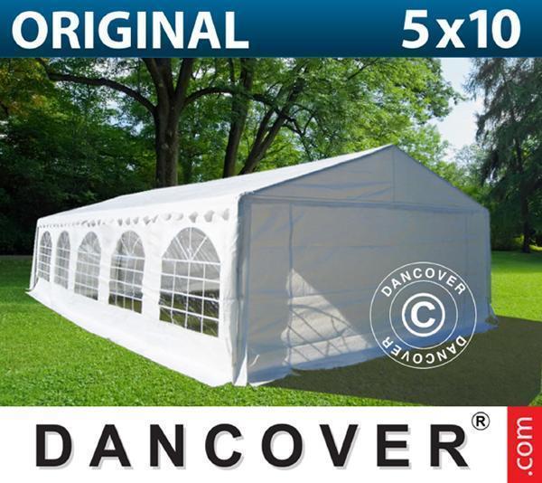 Partyzelt 5x10 m PVC