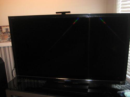 Sony KDL-55HX800 55' LED LCD TV 6 GLASSES IR 3D