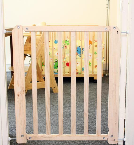 Türschutzgitter Treppenschutzgitter PABLO NATUREL