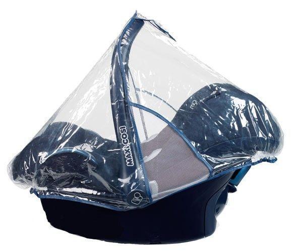 Universal Regenschutz für Baby-Autositz
