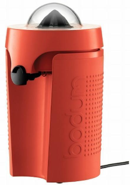 Bodum elektrische Saftpresse BISTRO, rot (H.Nr. 11149-294EURO)